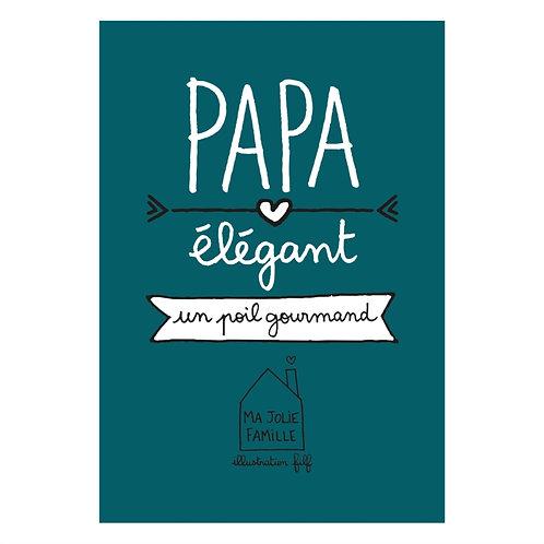Magnet ISA Papa élégant - DLP