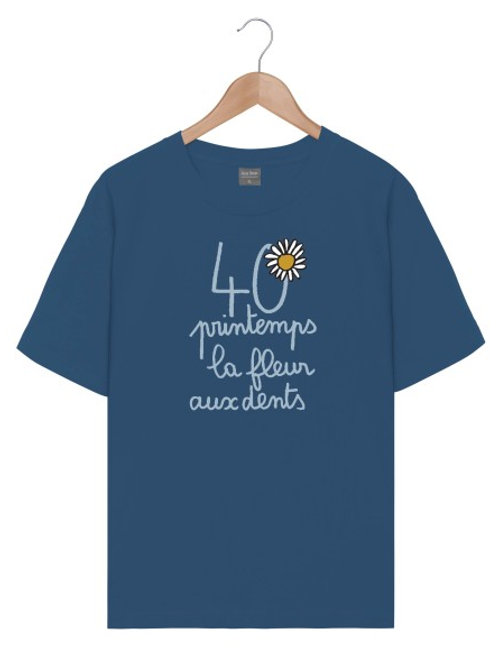 Tee-Shirt Homme - 40 ans