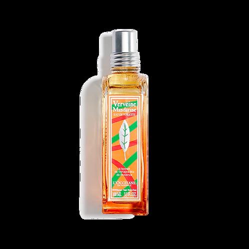 Eau de Toilette Verveine Mandarine 100ml - L'Occitane