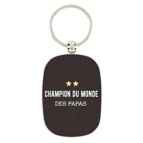 Porte-clés OPAT Champion du monde des papas - DLP