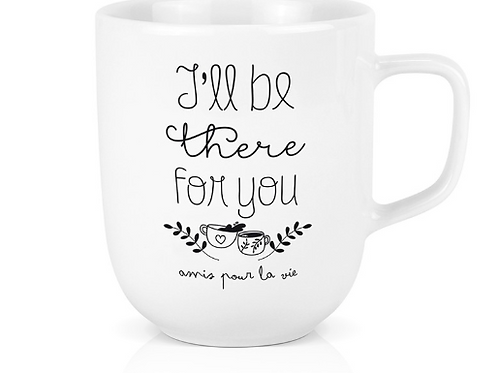 Maxi Mug - I'll Be There For You, Amis pour la vie