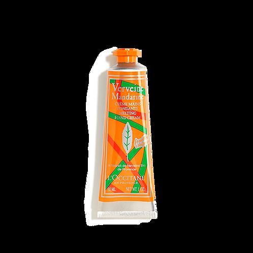 Crème Mains Verveine Mandarine 30ml - L'Occitane