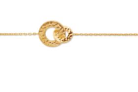Bracelet - Cercles entrelacés