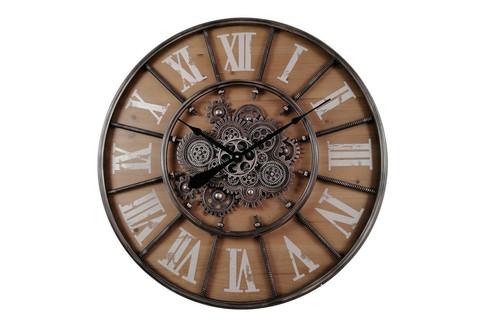 Horloge Engrenages D.81cm