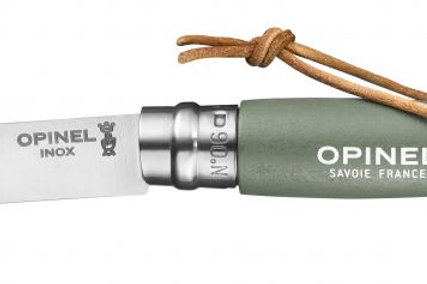 Couteau Opinel N°06 - Sauge