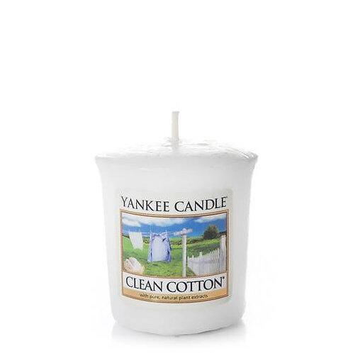 Votive Yankee Candle - Clean Cotton