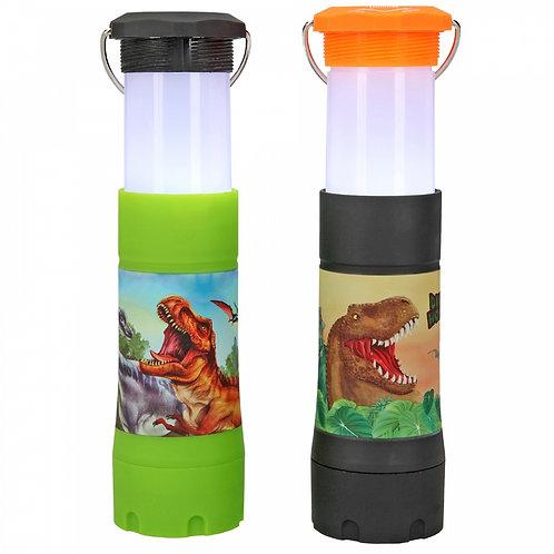 Dino World Lampe de poche / Lanterne