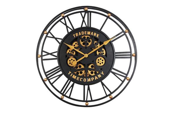 Horloge Engrenages D 60,5cm