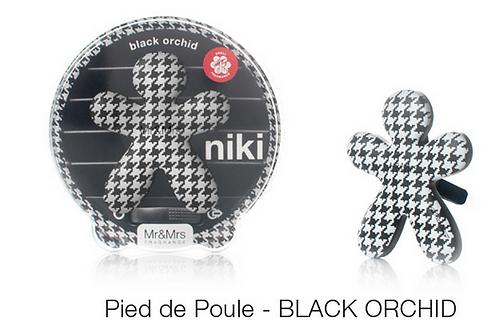 Niki Voiture -  Black Orchid
