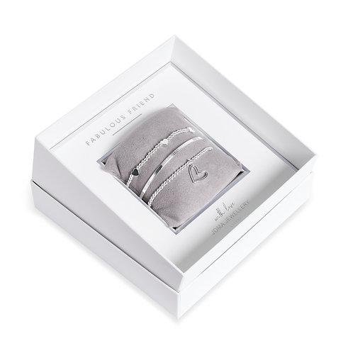 FABULOUS FRIEND - Coffret Cadeau 3 Bracelets
