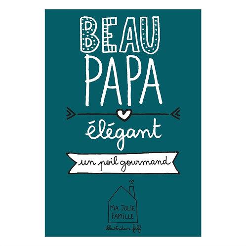 Magnet ISA Beau-papa élégant - DLP
