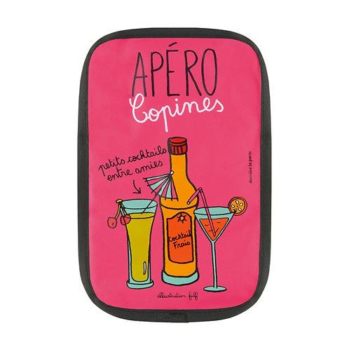 Rafraîchisseur bouteille FRIZ Apéro des copines - DLP