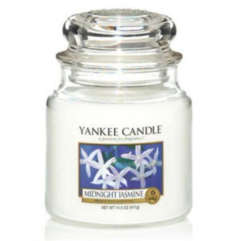 Jarre MM - Jasmin de Minuit - Yankee Candle
