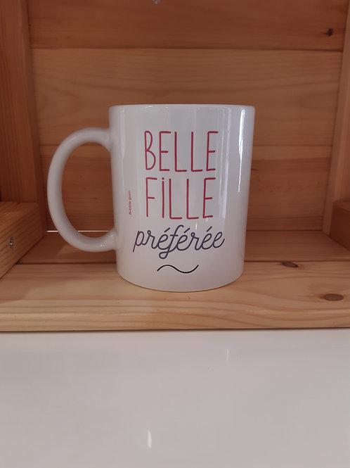 Mug - Belle-Fille Préférée