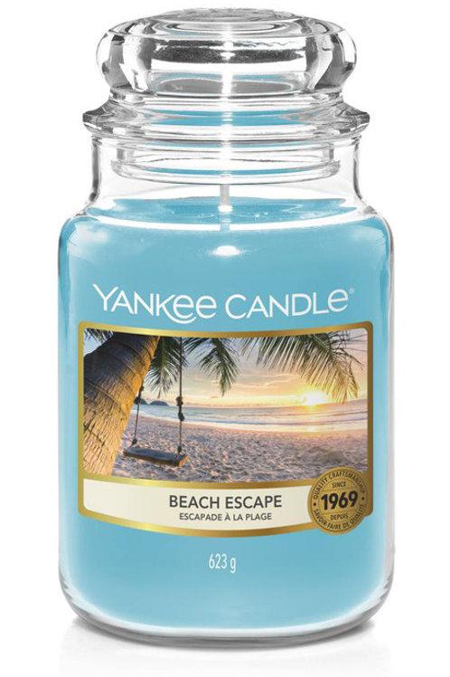 Jarre GM Escape à la plage - The Last Paradise - Yankee Candle