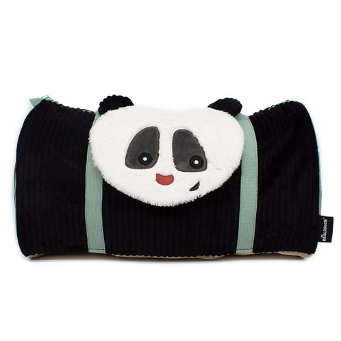 Sac week-end Rototos le panda- Les Déglingos