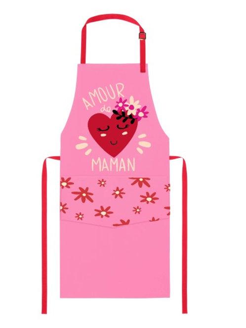 Tablier - Amour de Maman - Alma Mater