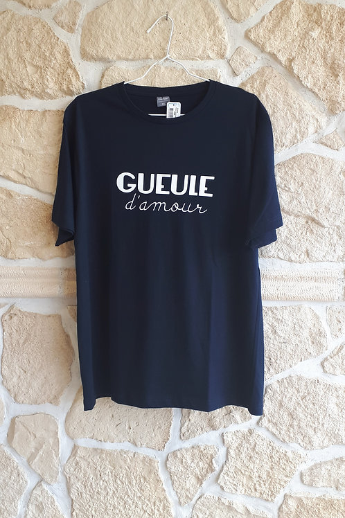 Tee-Shirt Homme - Gueule d'amour