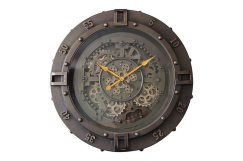 Horloge Engrenages D.60cm
