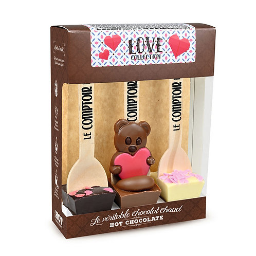 Love Collection - Hot Chocolate® - Comptoir de Mathilde