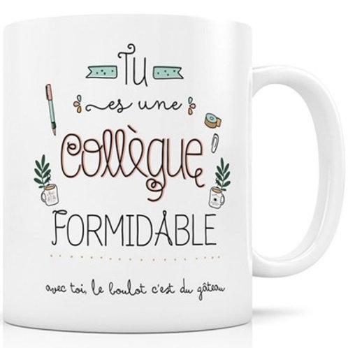 Mug - Ma Collègue - Créa-Bisontine