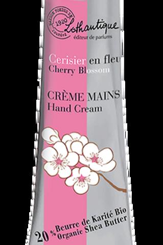 CERISIER EN FLEURS - Crème mains 30 ml - Lothantique