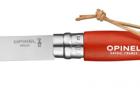 Couteau Opinel N°07 - Orange