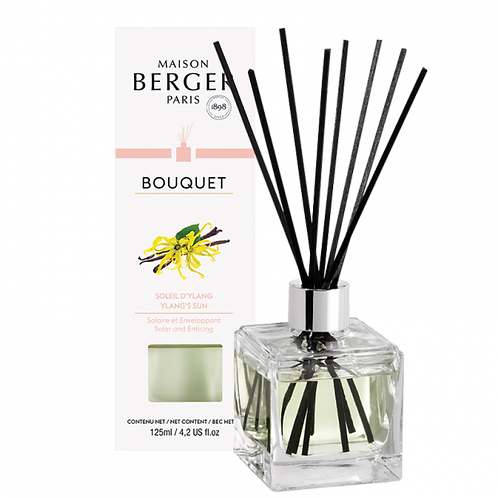 Soleil d'Ylang - Bouquet Parfumée Maison Berger 125 ml