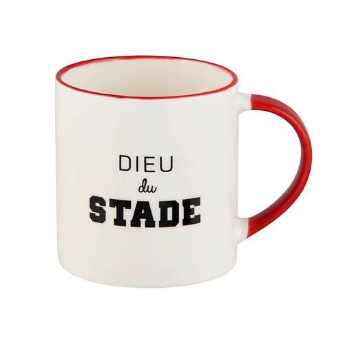 Mug ADISCIO (+ boite) Dieu du Stade - DLP
