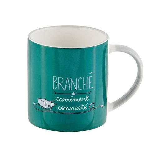 Mug - Branché - DLP