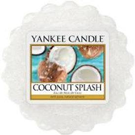 Tartelette Yankee Candle - Eau de Noix de Coco