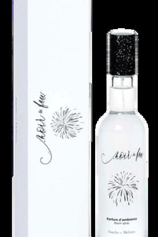 NOIR DE FEU - Parfum d'ambiance 300 ml - Amélie & Mélanie - Lothantique