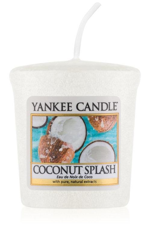 Votive Yankee Candle - Eau de noix de coco