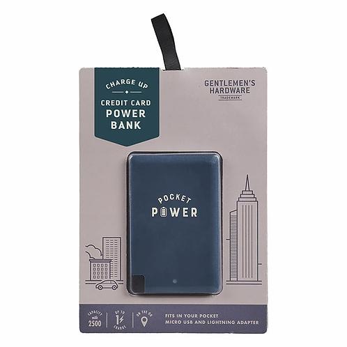 Batterie Nomade Pocket Power 2500 mAh - Gentlemen's Hardware