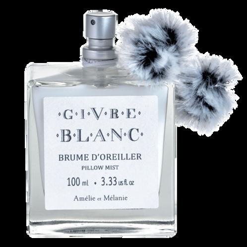 GIVRE BLANC - Brume d'Oreiller 100 ml - Amélie & Mélanie - Lothantique