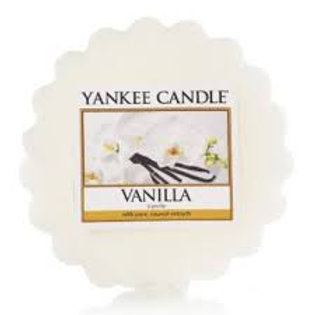 Tartelettes Vanille - Yankee Candle