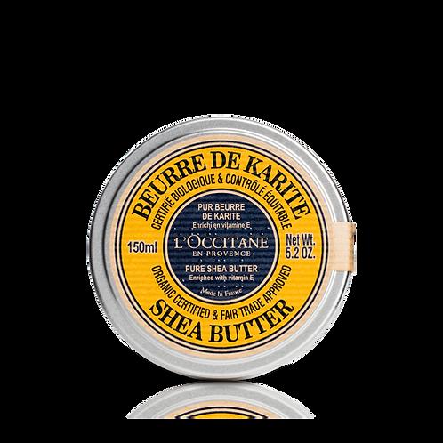Karité - Beurre de Karité Pur Bio 150 ml