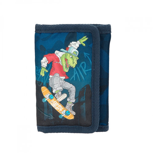 DINO World Porte-monnaie Skater