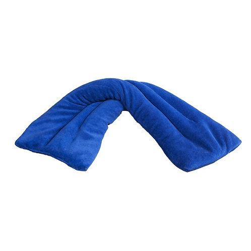 Tour de cou bouillotte - Bleu Roi