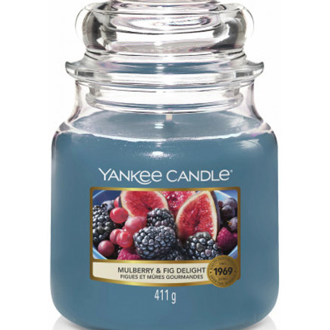 Jarre MM - Figues et Mûres - Yankee Candle