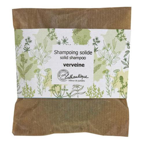 VERVEINE - Shampoing Solide 75 g - Amélie & Mélanie - Lothantique