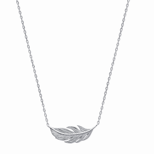 Collier - Plume