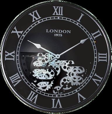 Horloge Engrenages D.59cm