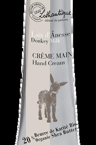 LAIT D'ANESSE - Crème mains 30 ml - Lothantique