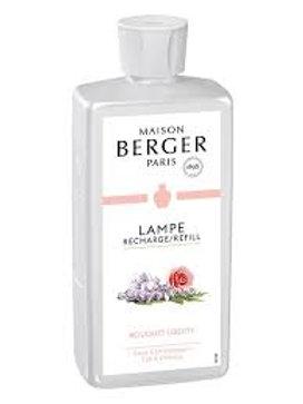 Recharge Lampe Berger 500 ml - Bouquet Liberty