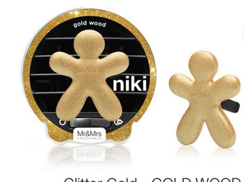 Niki Voiture - Gold Wood