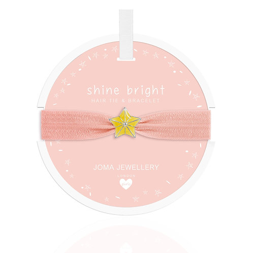 Bracelet / Elastique Enfant - Shine Bright