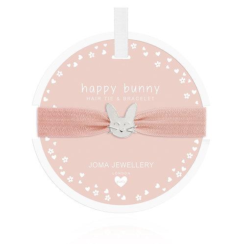 Bracelet / Elastique Enfant - Happy Bunny
