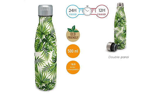 Jungle - Bouteille isotherme 500 ml - Nerthus