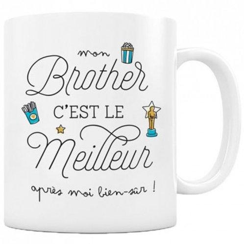Mug - Brother - Créa-Bisontine